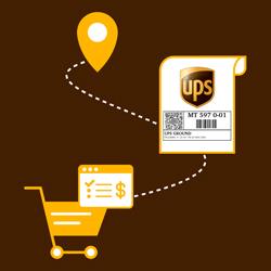Shopify UPS
