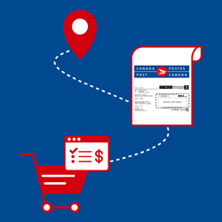 Shopify Canada Post