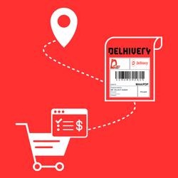 Shopify Delhivery