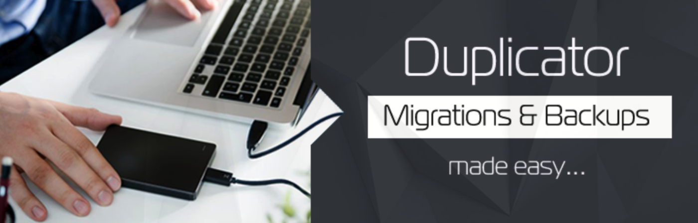 Duplicator Migration Plugin