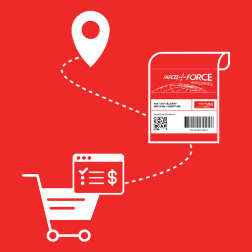 Shopify Parcelforce