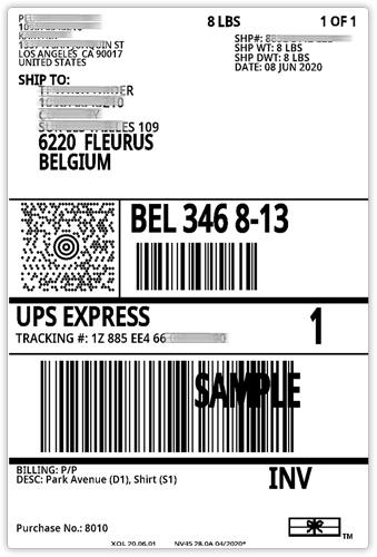 Label-ups-bel