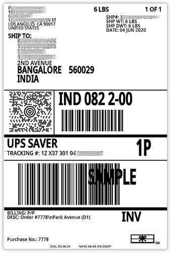Label-ups-in