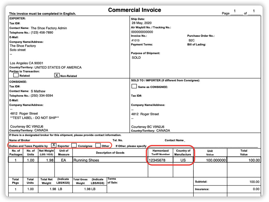 commercial-invoice