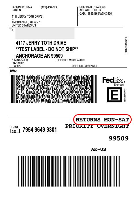 FedEx-saturday-return-shipping-enabled
