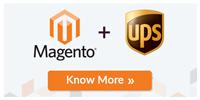 Magento UPS integration