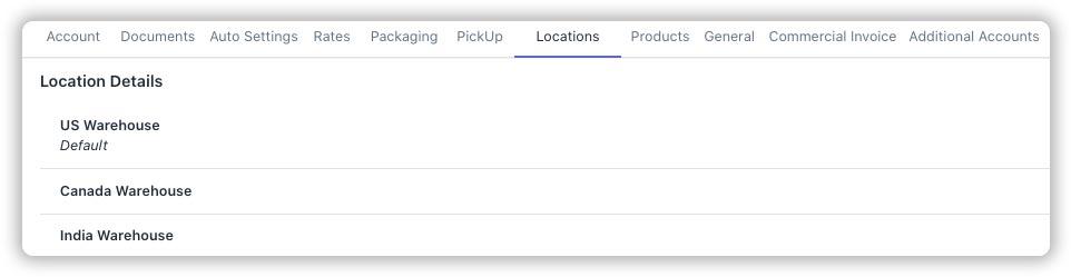 Shopify-FedEx-App-locations