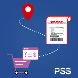 PSS WooCommerce DHL Shipping Plugin with Print Label