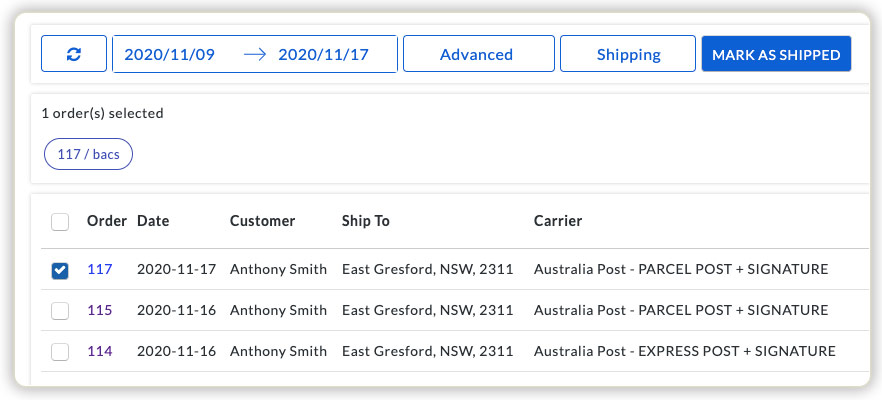 woocommerce-australai-post-order-marked-as-shipped