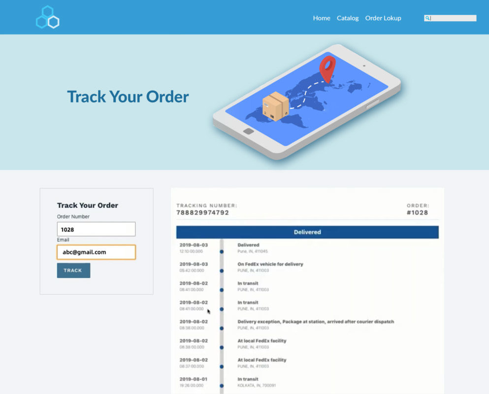 Track-Your-Order-Page