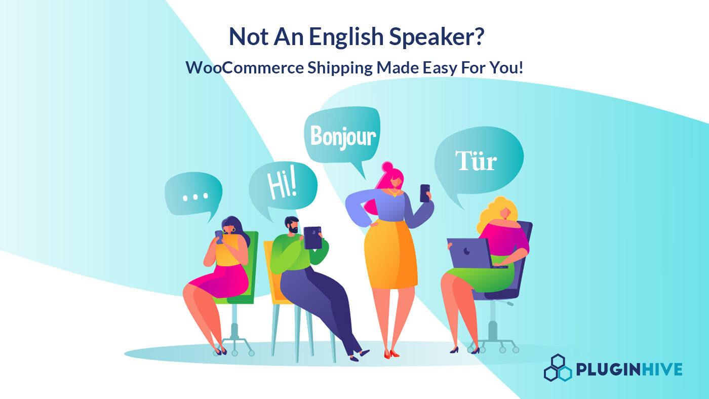 WooCommerce UPS Shipping non-English