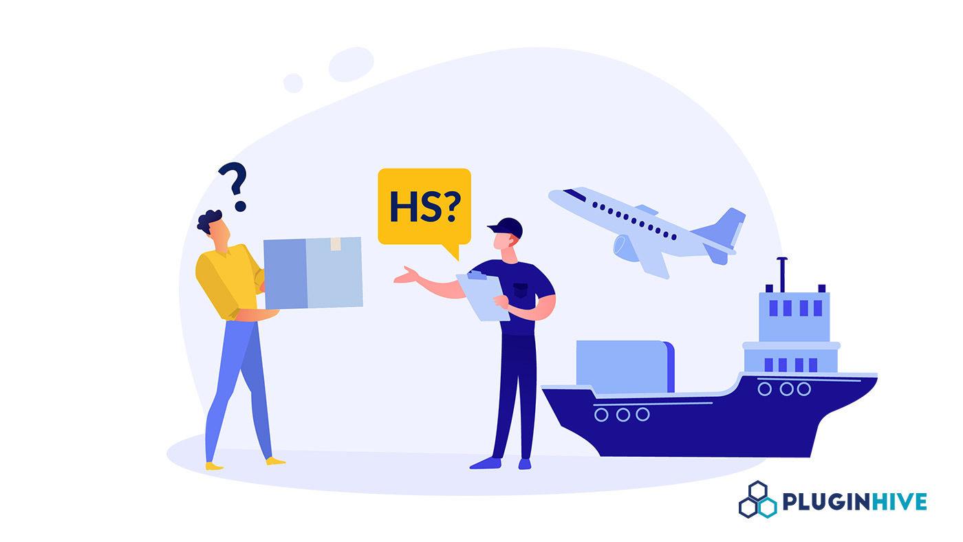 HS tariff code in Fedex Commercial Invoice
