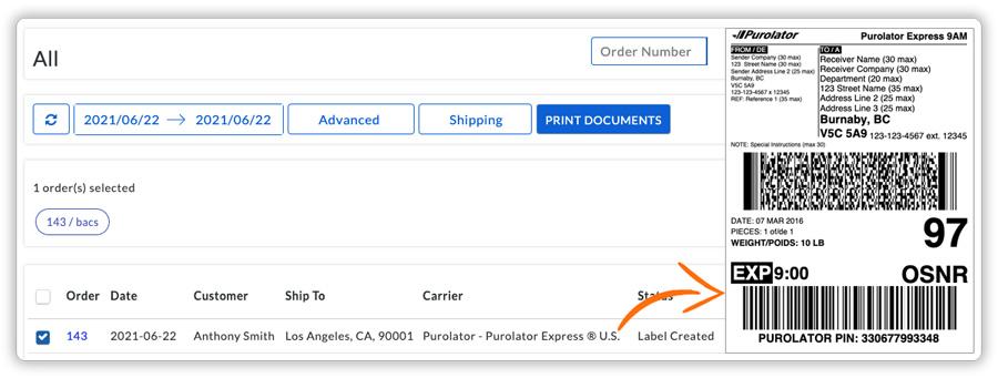 Print-Purolator-shipping-labels