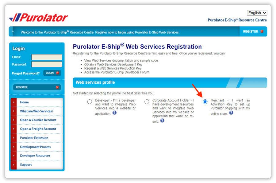 Purolator-activation-key