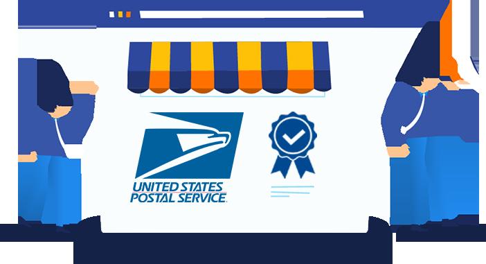 USPS-Certified