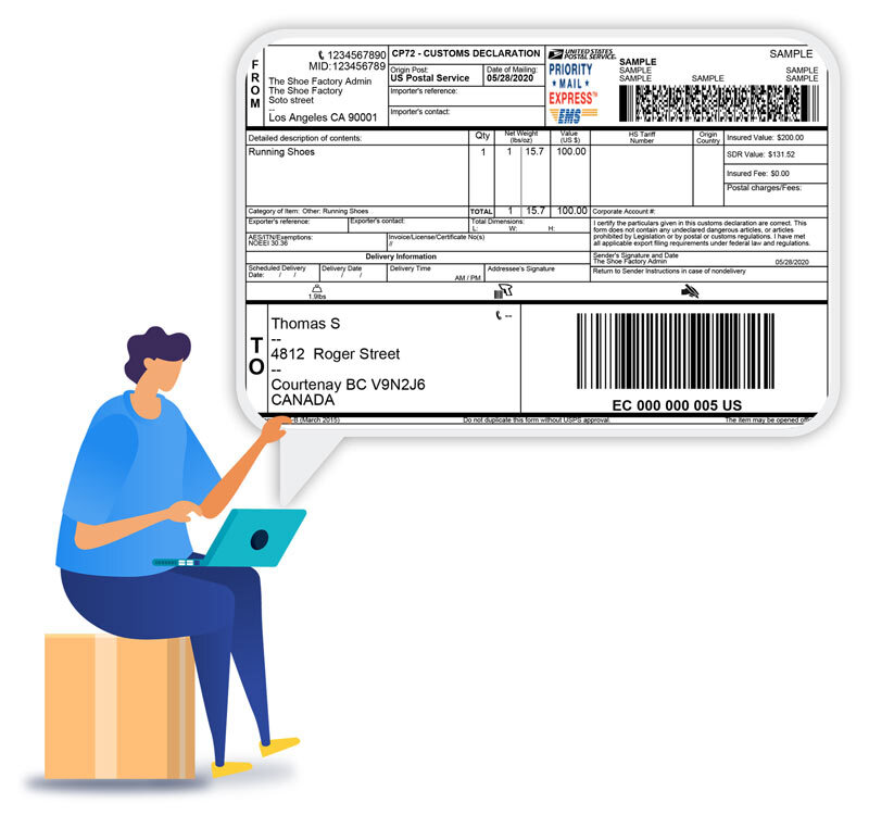 USPS-SHIPPING-LABELS