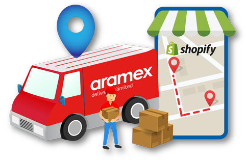 ARAMEX-Tracking-Solution-Shopify