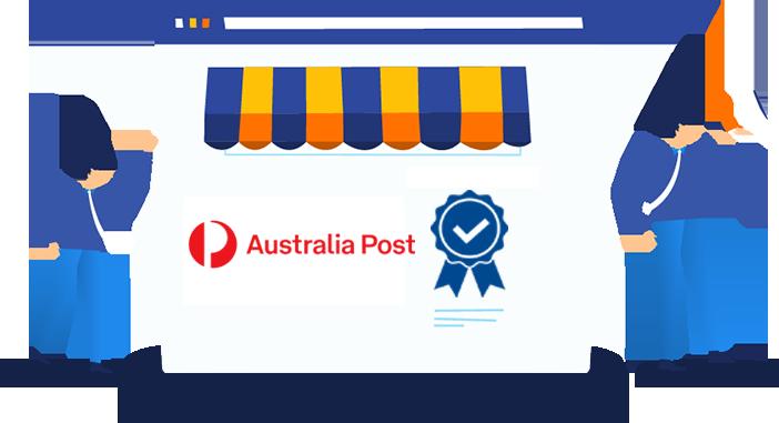 Australia Post-Certified