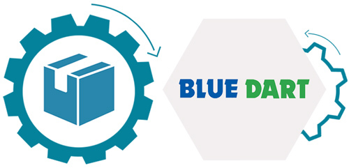 Blue-Dart-Integration