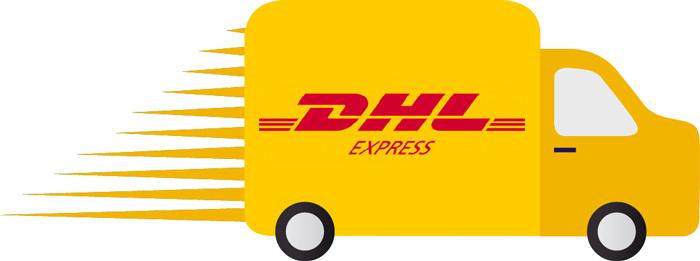 DHL-Delivery-express-van