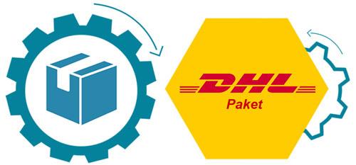 DHL-Paket-Integration