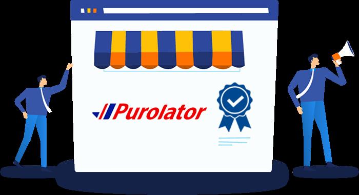 Purolator-Certified