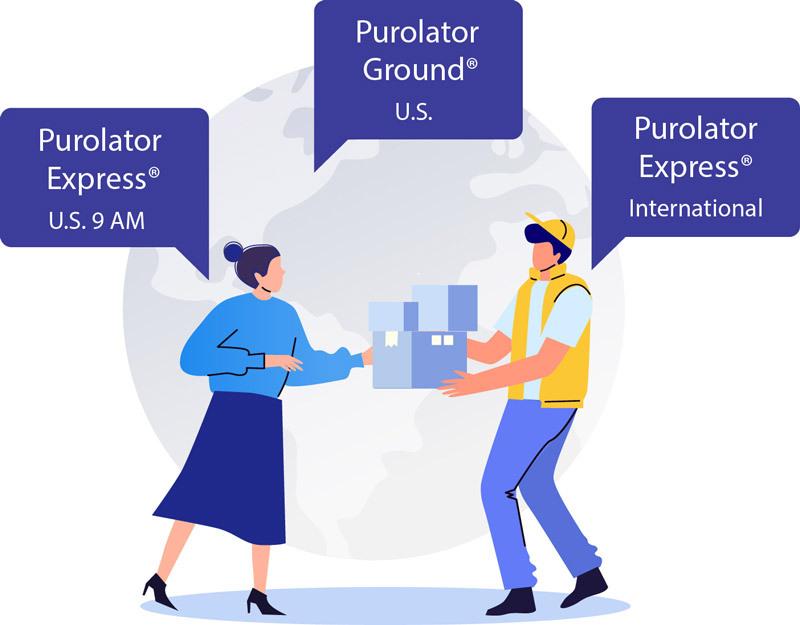 Purolator-Delivery