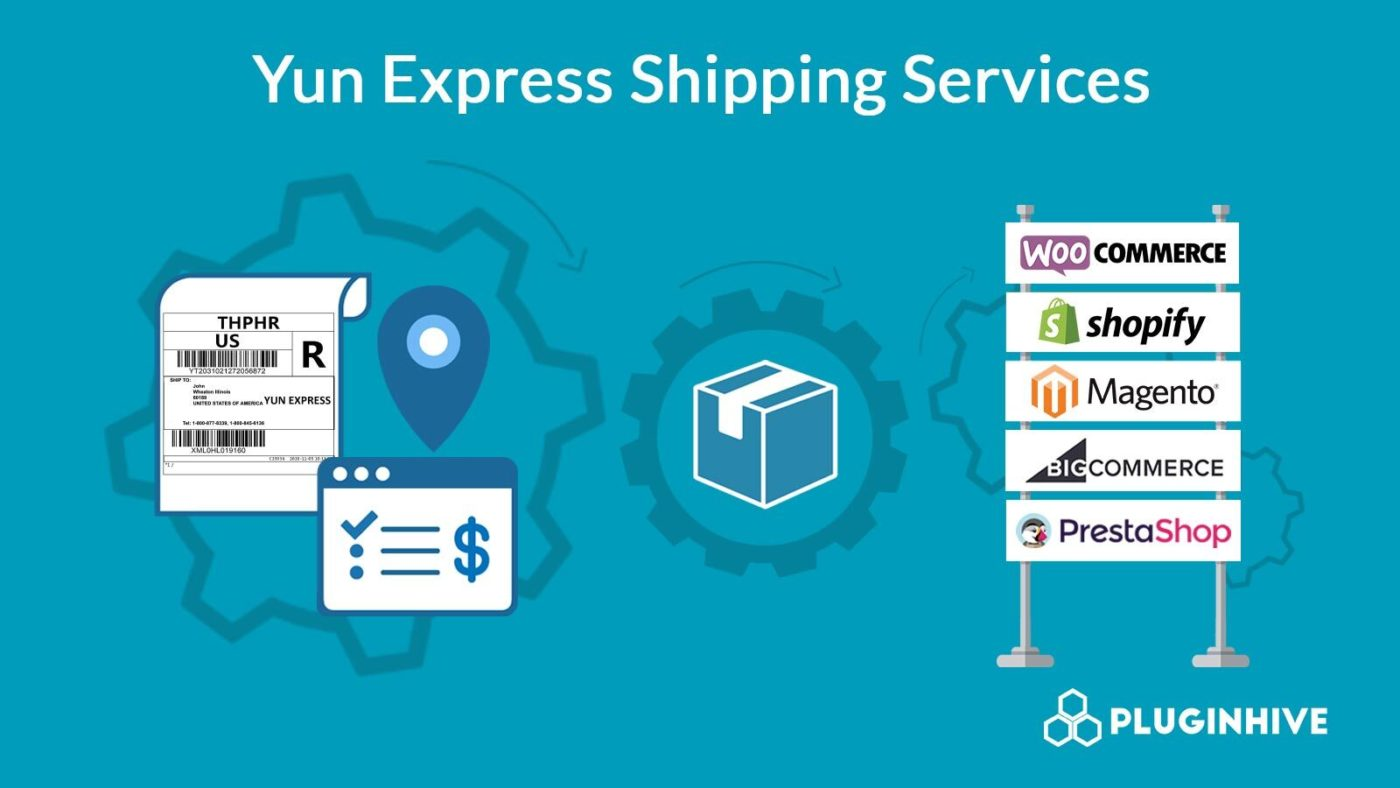 Yun-Express shipping services